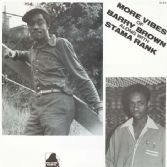 Barry Brown along with Stama Rank - More Vibes of (King Culture) LP